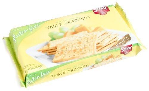 Schar: Gluten Free Table Crackers 7.4 Oz (6 Pack)