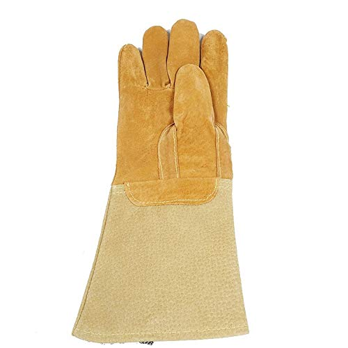 Goquik Welding Gloves Industrial Labor Protection Protective Gloves, Factory Workshop Gloves by Goquik (Image #5)