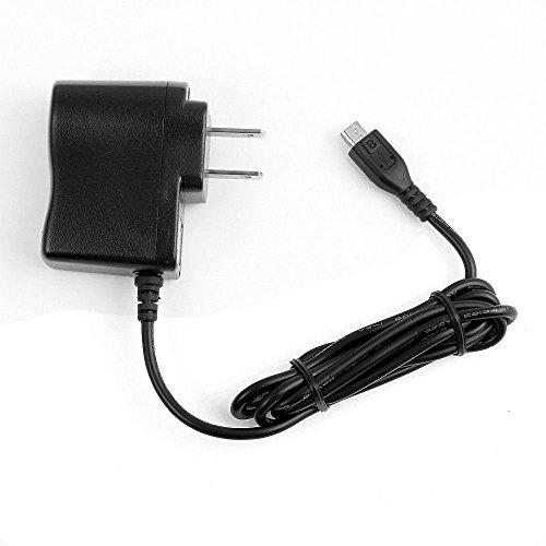 1A AC/DC Wall Power Charger Adapter Cord For RCA Voyager RCT6773W22 7
