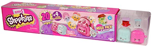 Shopkins S5 Mega Pack