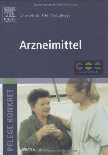 Pflege konkret Arzneimittel: mit www.pflegeheute.de - Zugang