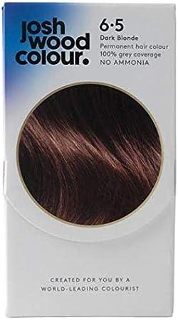 Josh Wood - Tinte permanente para el cabello color 6,5 rubio oscuro
