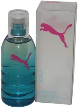 Puma Aqua By Puma For Women. Eau De Toilette Spray 1.6 Oz