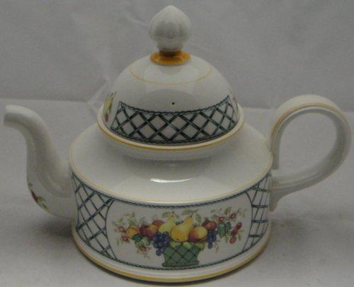 villeroy teapot - 6