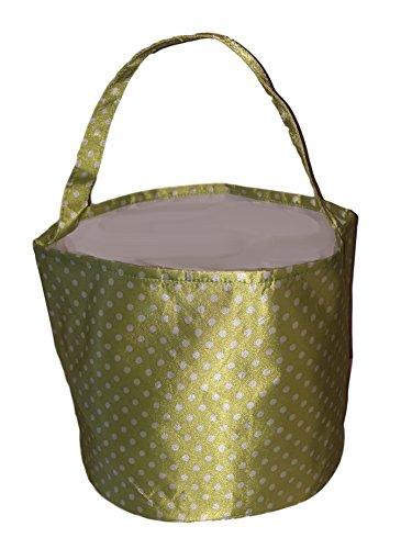 monogrammed easter basket - 3