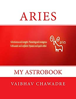 Aries: My AstroBook - Kindle edition by Vaibhav Chawadre