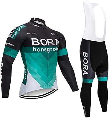 TOPBIKEB Ropa Ciclismo Verano para Hombre, Ciclismo Maillot Mangas ...