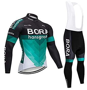ZHLCYCL Maillot Ciclismo Hombre bf161d0af73f9