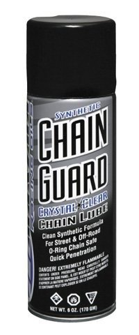 (Maxima Crystal Clear Chain Guard - 13.5oz. 77920)