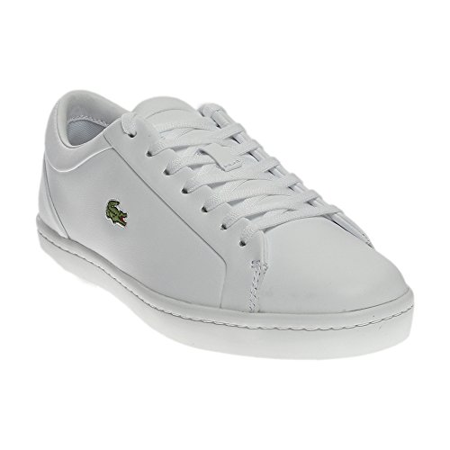 Lacoste Women's Straightset Lace 317 3 Fashion Sneaker