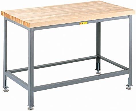 Poco gigante wt-3048-ll acero carnicero bloque mesa superior, 2000 ...