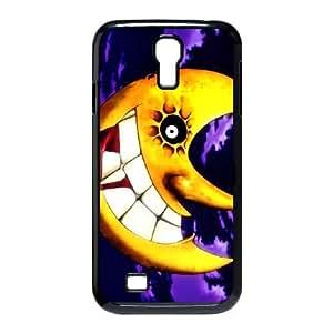 Samsung Galaxy S4 I9500 Phone Cases Black SOUL EATER EKH437659