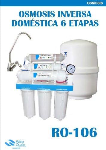 Storm osmosis inversa 6 etapas: Amazon.es: Hogar