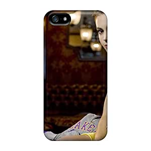 Durable Case For The Iphone 5/5s- Eco-friendly Retail Packaging(hot Celebrity Alyssa Milano)