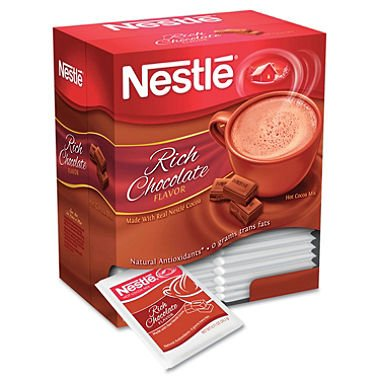 30 Single Serve Packets - Nestle Hot Chocolate with Mini Marshmallows - Single Serve Packets - 30 ct.