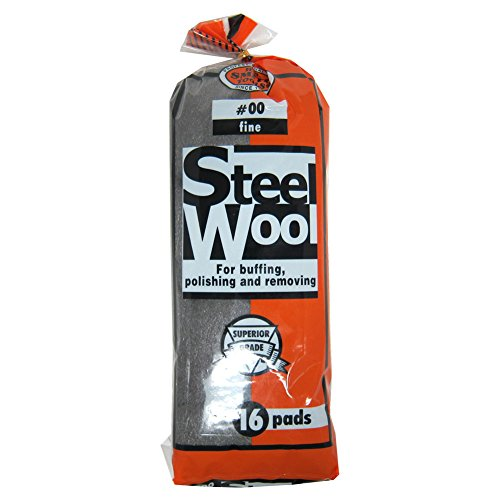 00 Steel Wool Pad - 5