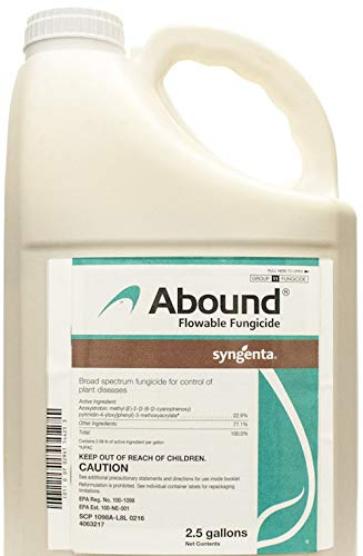Syngenta Abound Flowable Fungicide