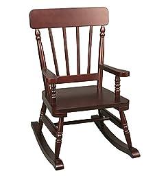 Espresso Rocking Chair