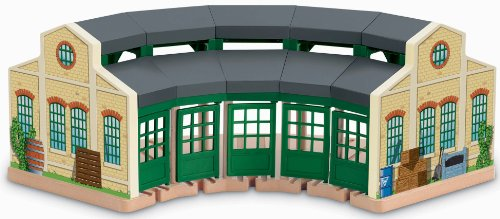 Fisher-Price Thomas & Friends Wooden Railway, Tidmouth Sheds