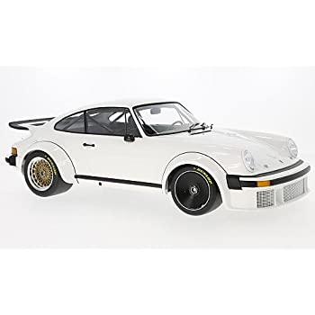 Porsche 934, white, 1976, Model Car, Ready-made, Minichamps 1:12