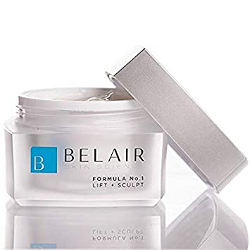 Bel Air Skin Science Anti Aging Face Cream Lifting and Sculpting Cream Facial Moisturizer Wrinkle Repair for Women 1.7 Ounce