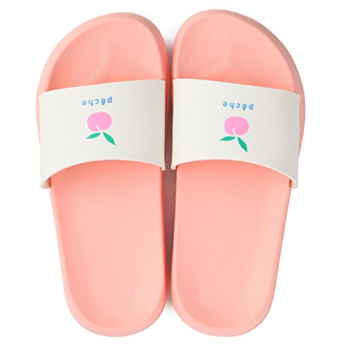 Slippers Cartoon Thick Bath Ladies Summer Slip Pink Drag Home Non Bath Sandals Cute Indoor Bath 0OIwTPx8qw