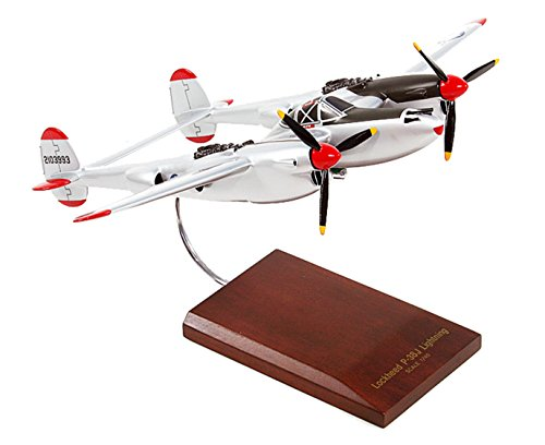 P-38 Lightning Model Airplane - 5
