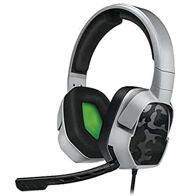 fdcadcea8d8 Amazon.com: PDP PS4 LVL 3 Stereo Gaming Headset 051-032-NA-YCAM ...