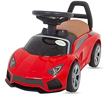 Baybee Lambo Baby Ride On car for Kids/Baby -Toddlers Ride On Push Car Baby/Kids - Twist,…