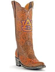 NCAA Auburn Tigers Womens 13-Inch Gameday Boots