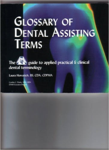 Read Online Glossary of Dental Assisting Terms ebook