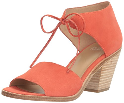 Nu Dress Fisher Sandal Ann Women's Eileen Coral t1Iq7wwg