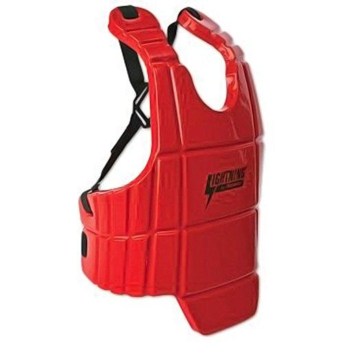 Thunder ProForce Sports Bodyguard – Red Size Medium