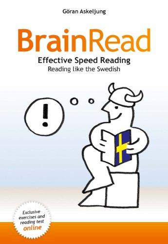 BrainRead - Effective Speed Reading - Reading like the Swedish