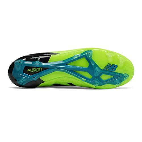 0 Hombre Balance Fútbol Para De Furon Fg New Mid Zapatillas 3 Blau Neongrã¼n Level tqPxnRdR4