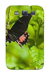 Appearance Snap-on Case Designed For Case Iphone 5C Cover- Animal Butterfly(best Gifts For Lovers)