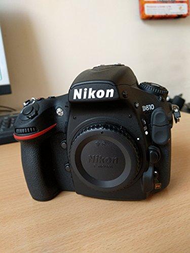 Nikon D810 FX-format Digital SLR Camera Body (Renewed)