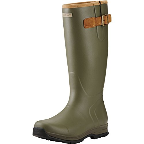 ARIAT Herren Stiefel BURFORD olive green