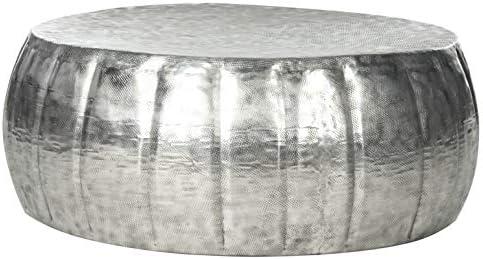 Safavieh Safavieh Home Collection Dara Coffee Table, Silver 141[並行輸入]