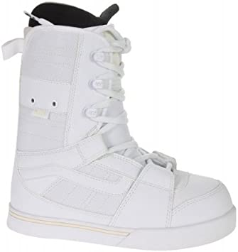 Vans Boots de snowboard pour Mantra WhiteBlanc – Snow boots