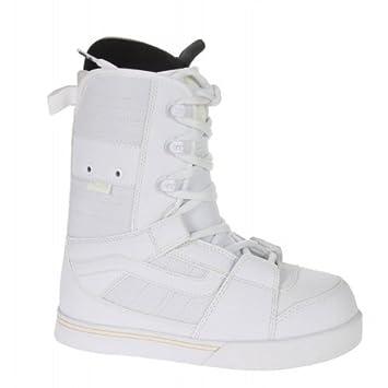 Mantra Snowboard Pour Whiteblanc Vans De Boots Snow 08wmNnv