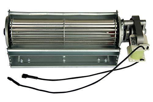 (Hongso Replacement Fireplace Fan Blower for Heat Surge Electric Fireplace)