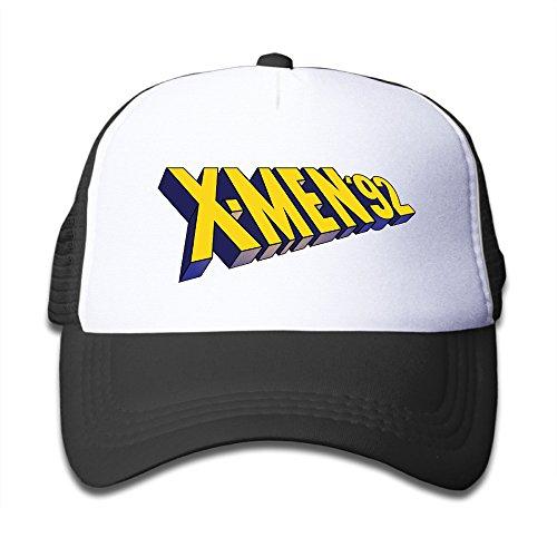 For Little Kids Vintage X-Men: Apocalypse Film Series James McAvoy Mesh Snapbacks Caps -
