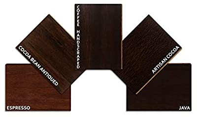 Hardwood Bamboo Flooring - 5 Color Sample Pack - Charming Chocolates by Ambient Bamboo
