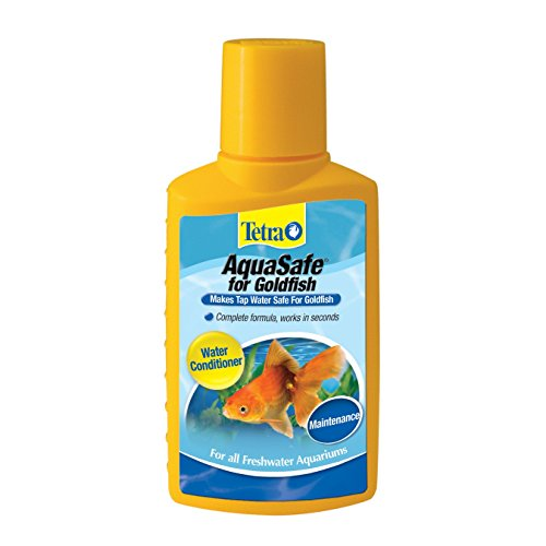 Picture of TetraAqua AquaSafe Water Conditioner for Goldfish, 3.38-Ounce, 100-Ml