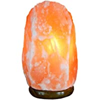 Himalayan Salt Table Lamps 4~6 Lbs