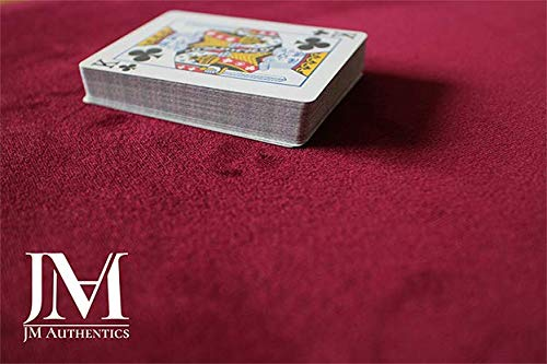 JM Authentics Close Up Pad (24 x 14) Red Trick