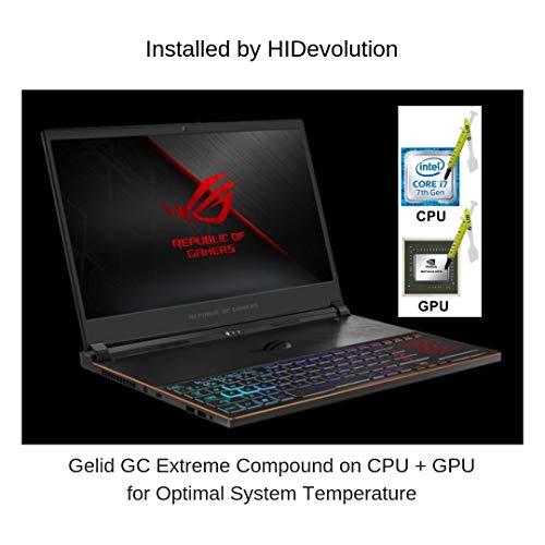 Comparison of HIDevolution ASUS ROG Zephyrus S GX531GM (GX531GM-DH74-HID1-US) vs Lenovo ThinkPad X1 Yoga (20LD002NUS)