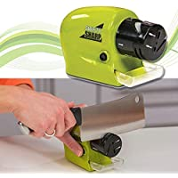 Moolten Electric Swifty Sharp Cordless Motorized Tool Blade Multifunction Sharpener