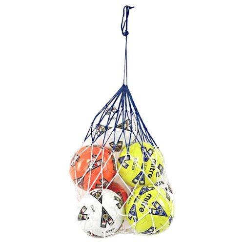 Football Soccer 10 x Ball Carry Net Bag Cartasport